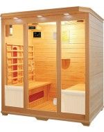 Hot wind Sauna USA proudly manufactures and distributes portable infrared saunas and far infrared saunas to homes across the United States. Buy sauna from Hot Wind Sauna USA at best prices.