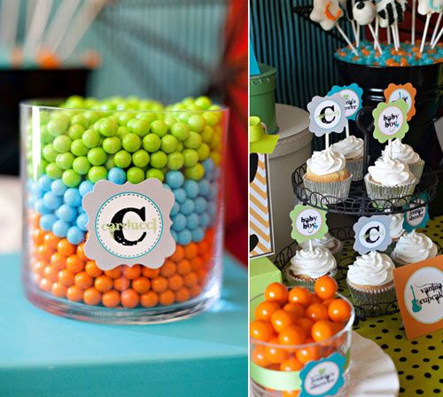 Vintage Rockstar Chic Baby Shower For Rocker Boy | Baby Lifestyles | PARTY    BABY SHOWER   LION KING | Pinterest | Chic Baby, Babies And Babyshower