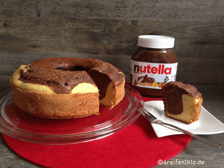 dieser Nutella-Kokos-Rührkuchen schmeckt nicht nur Kindern. Wenn du mal mit dem Wohnmobil mal wieder auf reisen bist, kannst du diesen Kuchen wunderbar im OMNIA-Backofen backen.