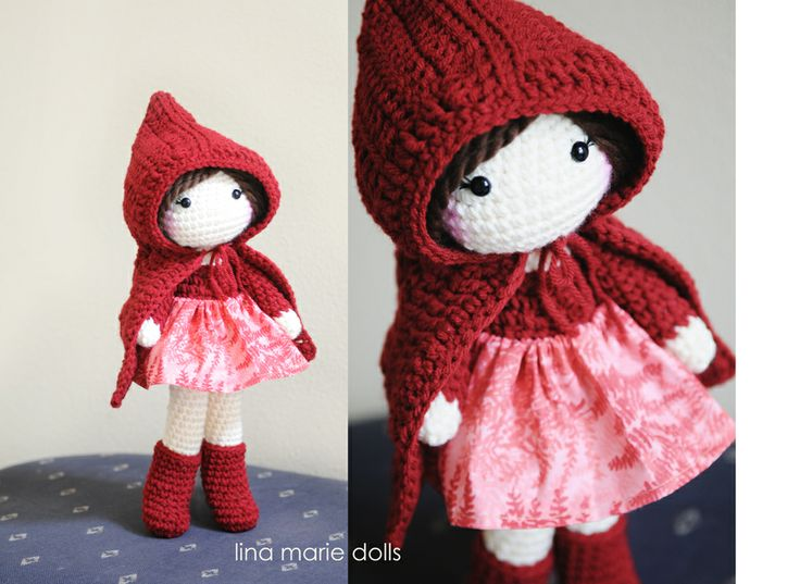 Amigurumi Tags For Instagram : Best images about lina marie dolls on pinterest