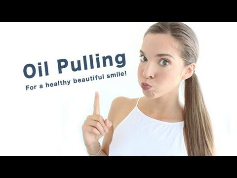 Oil Pulling: Hot New Craze Getting Attention Of Modern Dentistry