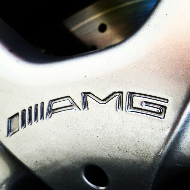 Mercedes Benz C55AMG