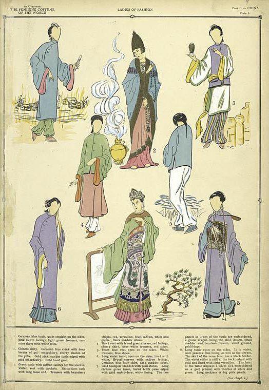 Ladies of fashion Chinese 1927~27         ([1926-1927])