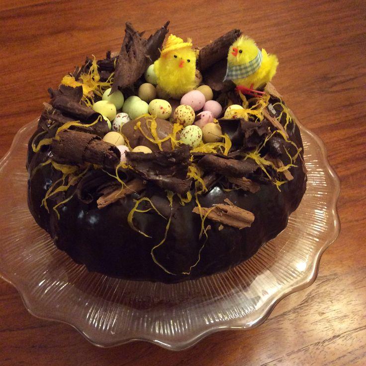 Easter Nest Cake  /  Bolo Ninho da Pascoa