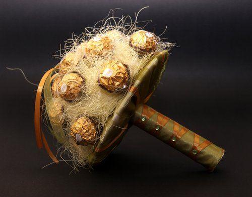 Ferrero Rocher csokor