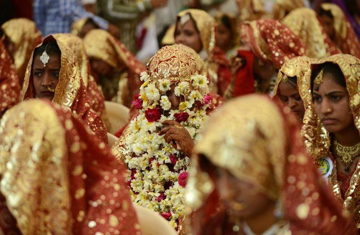 Inde : Les vendeurs de chapiteaux contre les mariages précoces