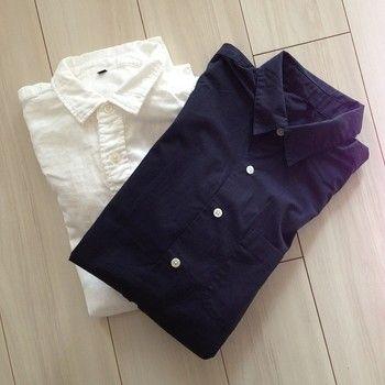 年代問わず着やすく、安心感のある無印良品のリネンシャツは父の日や母の日などのプレゼントとしても喜ばれるので、覚えておくといいですね。