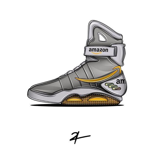 29c57fa260d1c Amazon Air Max, - Back To The Future Series - August 2017 ...
