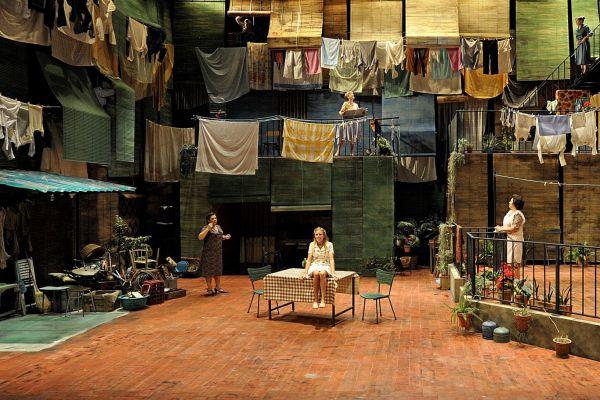 June-July 2014 - Theatre Set Design for Stage / Wimbledon College of Arts / Closed for registration | ELISAVA