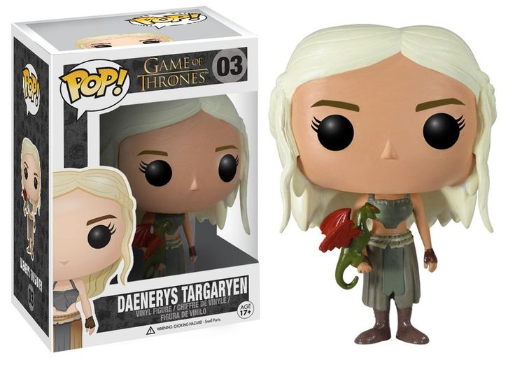 Pop! TV: Game of Thrones - Daenerys Targaryen