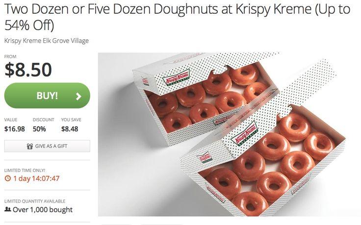 Krispy Kreme Coupons, Rewards, & Specials! Money Saving
