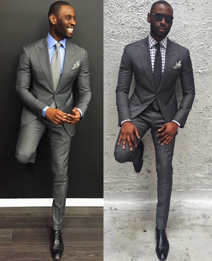 692 best Black Men in Suits images on Pinterest | Men fashion ...