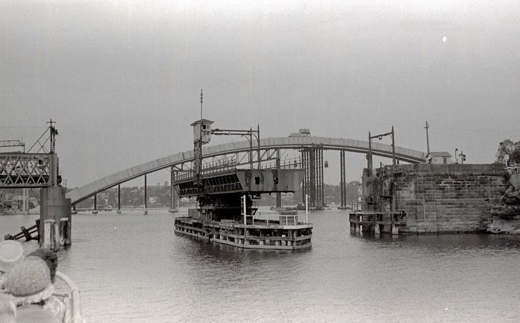 Two Gladesville Bridges.
