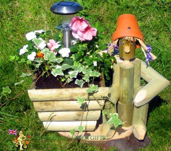 11 Best My Ebay Shop Wooden Flowerpot Men Bill And Ben 400 x 300
