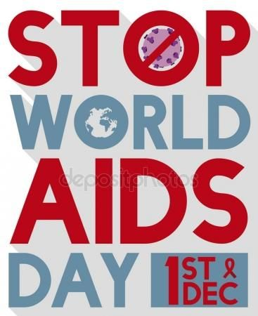 Banning HIV Virus and Globe to Celebrate World AIDS Day