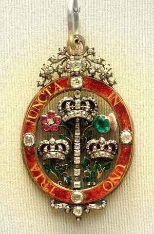 Order of the Bath Badge, 18th Century.