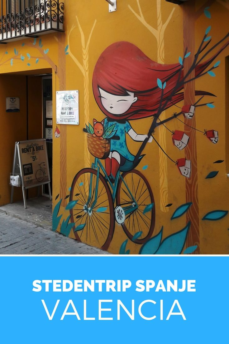 Stedentrip Spanje: zin in een stedentrip Valencia? Bekijk alle tips.