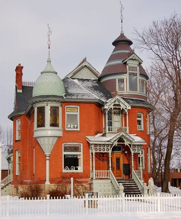 17 Best Images About Orange Houses On Pinterest Queen