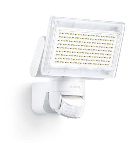 Steinel 002695 Xled Home 1 weiß, Sensor - LED - Strahler, Bewegungsmelder mit Sensortechnik, IP44, energieeffizient, 12W, Außenstrahler, 5 Jahre Garantie, Aluminium-Kühlkörper Steinel http://www.amazon.de/dp/B0049OB7VY/ref=cm_sw_r_pi_dp_b5AAub00G1EFH