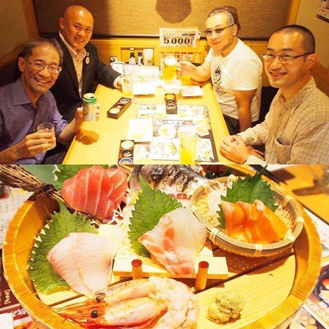 2016/11/18 19:50:43 koyamatcho モクサアフリカ講演会後の懇親会。鍼灸談義となり、楽しい時間となりました(^^) 日本および世界で鍼灸が健康に役立てられるよう思索していきたいと思います。  2016年11月12日(土) 魚民いりなか駅前店 #鍼灸#治療院#鍼灸師#スポーツ#ボディビル#ダイエット#トレーニング#治療#男性不妊症治療#痛み#研究#東洋医学総合はりきゅう治療院一鍼#産婦人科#統合医療#泌尿器科#パーソナルトレーニング#統合ヘルスケア#大学院#論文#スポーツ傷害#病気#スポーツ鍼灸#セルフケア#運動#海外#世界#日本#国際#アフリカ#結核