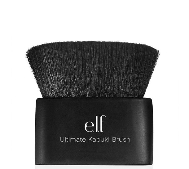 Heads up the new E.L.F. Cosmetics Ultimate Kabuki Brush ($10) has launched. Yeah, you read that price right, $10 bucks. W00t! This kabuki is possibly one o