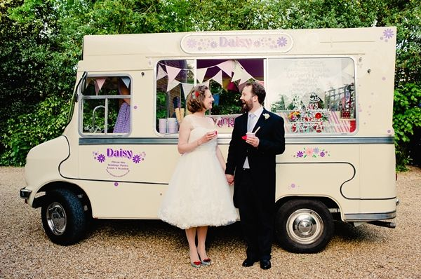 A Romantic British Village / Country Fete Inspired wedding