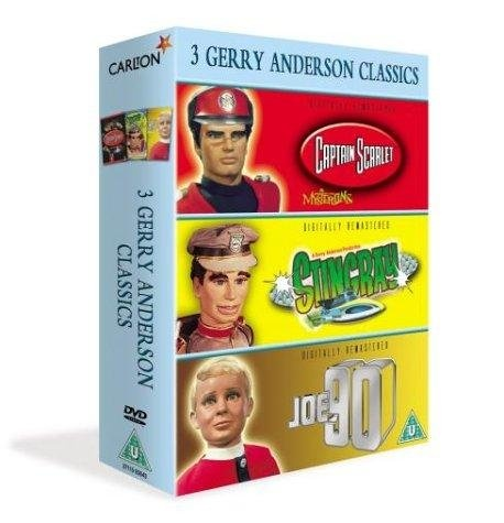 Stingray (1964–1965) Gerry Anderson's third SF supermarionation saga told the adventures of the WASPs (the World Aquanaut Security Patrol) as they explored the oceans and kept the world safe from a variety of perils. The WASP's main weapon was Stingray, a super-sub under the command of Troy Tempest.