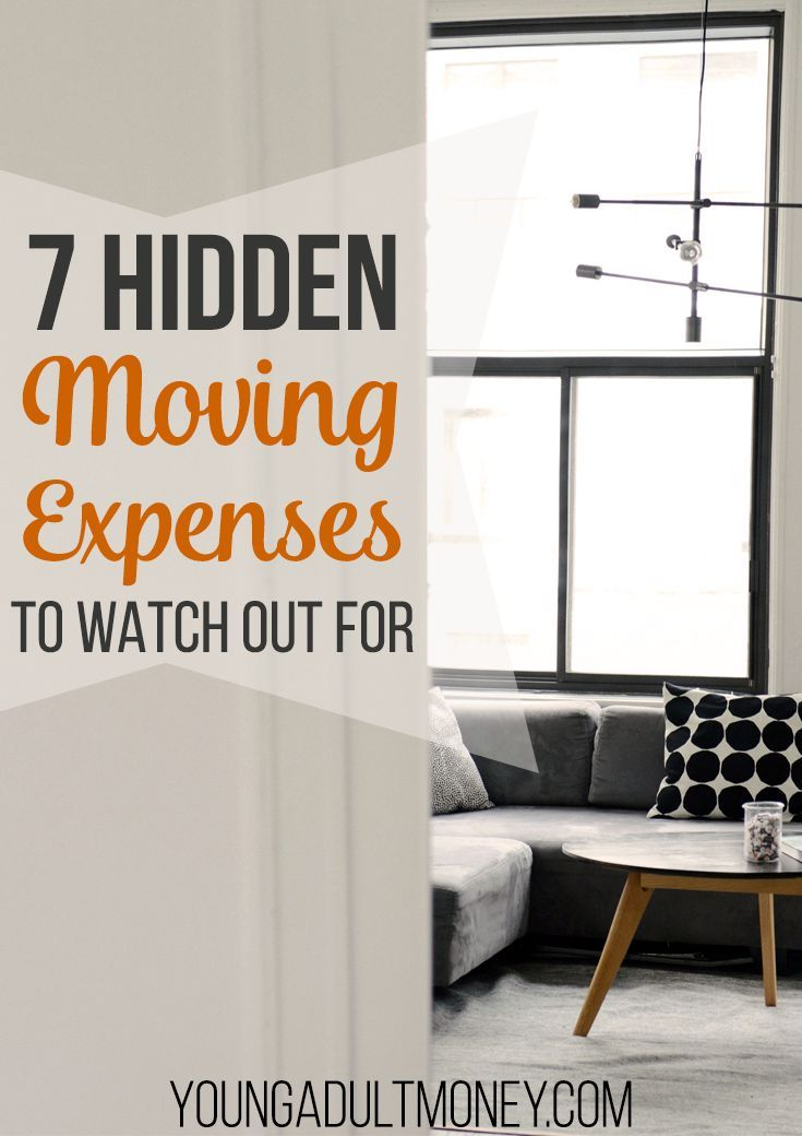 Have plans to move soon? Don't get blindsided by the many hidden moving expenses you may encounter. Find out what fees and purchases to budget for here.