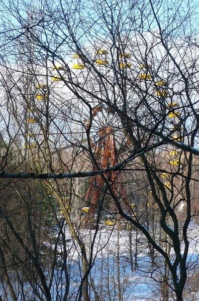Pripyat, Ukraine.