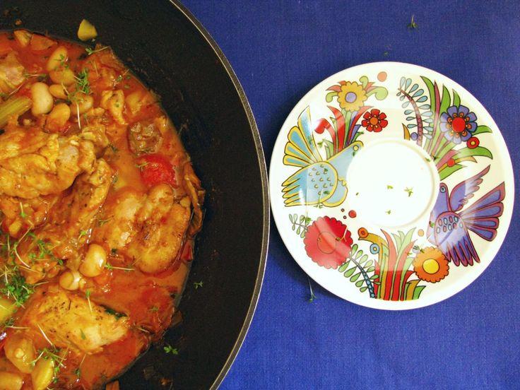 Španielske kura , Spanisch Huhn