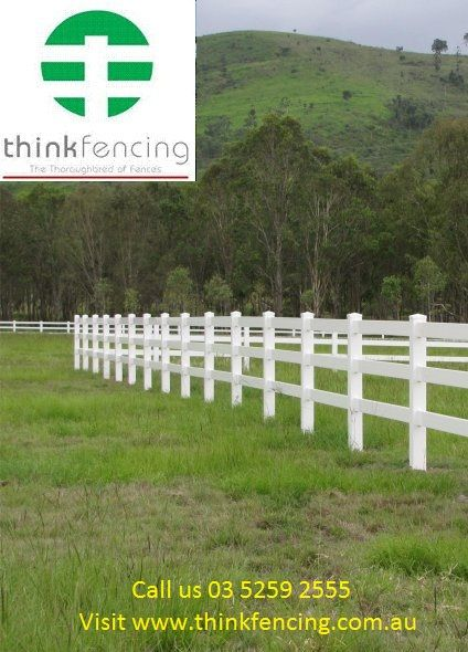 Think Fencing Is The Best PVC Horse & Timber Picket Fencing Supplier and Manufacturer. Think Fencing supplies PVC fencing for all your fencing needs from homes to horses.