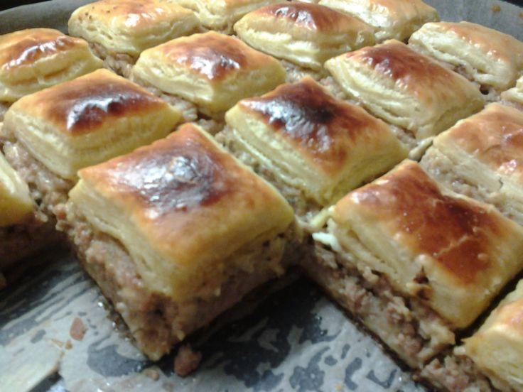 Retete culinare: Placinta cu carne