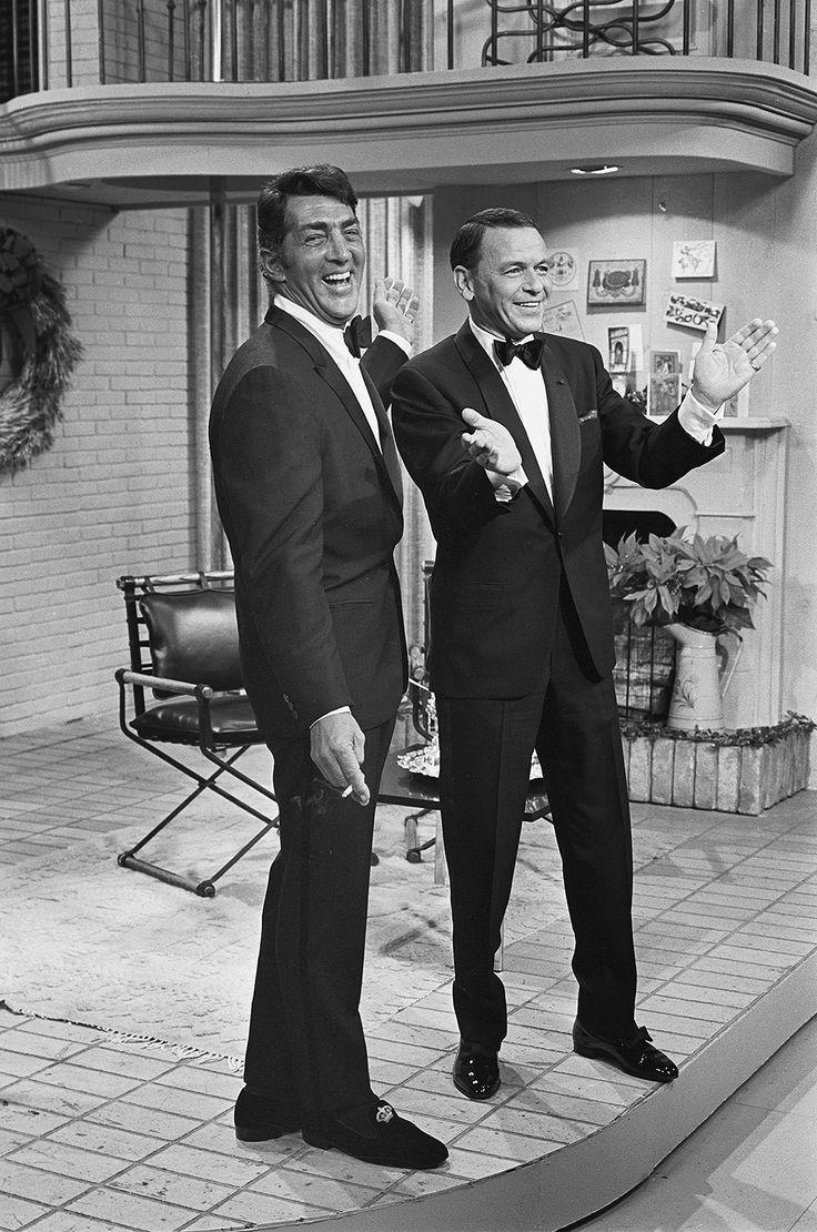 Frank Sinatra & Dean Martin, 1967