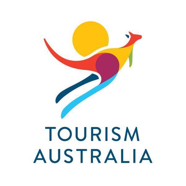 New Australia Tourism Logo #logos