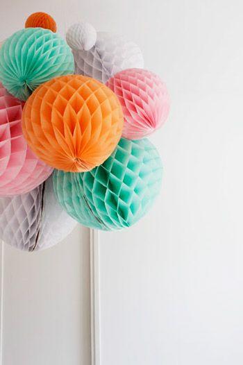 DIY Honeycomb Cluster