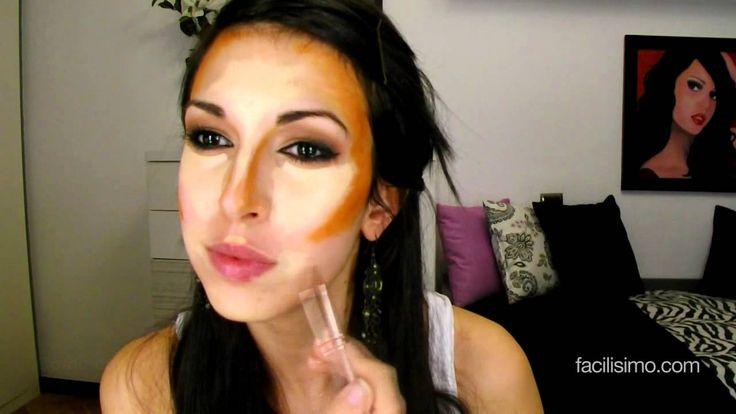 Cómo contornear el rostro | facilisimo.com