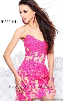 Sherri Hill 21143 - NewYorkDress.com