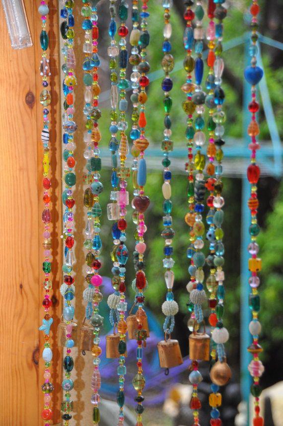 25 Unique Hanging Door Beads Ideas On Pinterest Bead