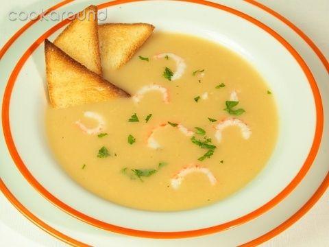 Zuppa di gamberetti: Ricette Portogallo | Cookaround