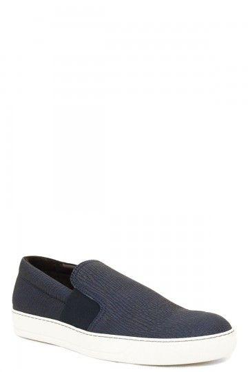 adidas Originals Navy Larry Slip-On Sneakers CErry3k4