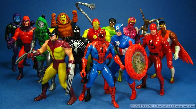 Marvel Secret Wars | The 14 Ultimate Toy Lines Of The #80s For Boys