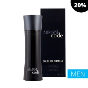Armani Code Men 75ml EDT Spray