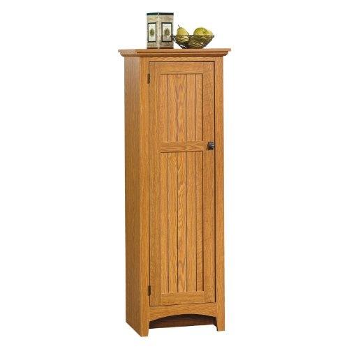 Oak Pantry Cabinets Kitchen: Oak Kitchen Pantry Cabinet