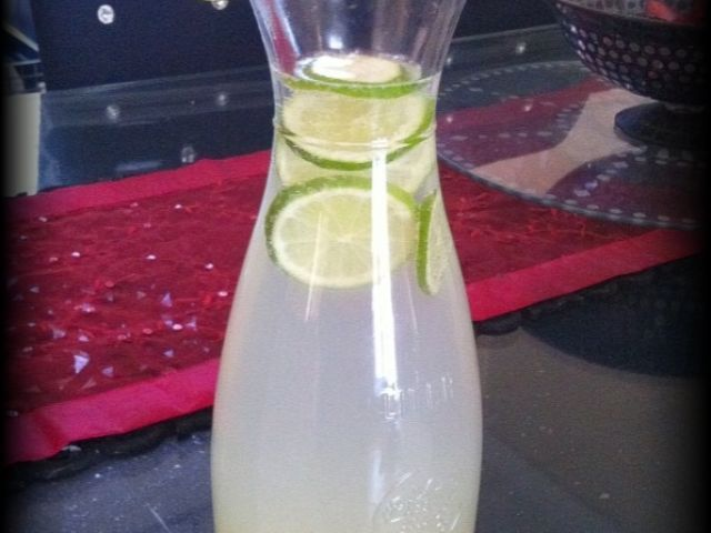 Lemon Lime Mocktail