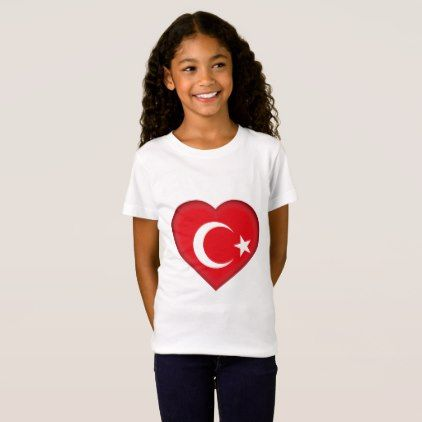 #Turkey Flag T-Shirt - #country gifts style diy gift ideas