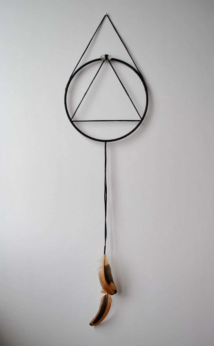 FOX. Minimalist dreamcatcher infused with reiki, inspired by the geometry of the universe.  www.volcanicmoon.com