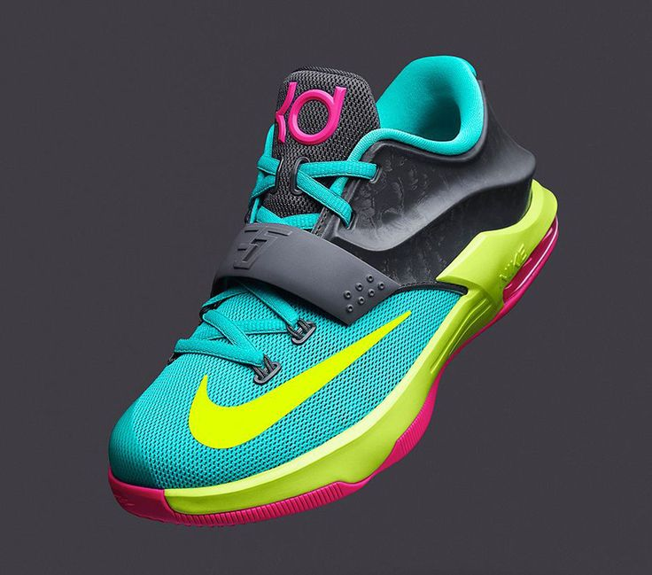 nike kd vii 7 gs carnival sole collector