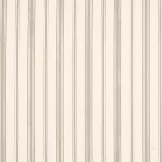 This gorgeous #cotton #fabric, Weymouth Ticking in Fawn, made by Jim Lawrence, adds #subtle interest to a #neutral colour palette and looks great alongside Jim Lawrence lighting in the new #Clay paint finish.