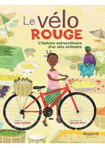 Léo a fait de belles économies pour pouvoir s'offrir le vélo rouge dont il rêvait. Maintenant qu'il a grandi le vélo est trop petit. Léo est triste de devoir s'en séparer, il se réjouit quand il découvre que son vélo peut devenir très utile à des personnes qui en Afrique, par exemple, en ont un criant besoin. Le vélo rouge est alors envoyé au Burkina Faso. Alisetta, à qui le vélo a été donné, va pouvoir l'utiliser pour transporter des produits au marché et aider sa grand-mère à subvenir aux…