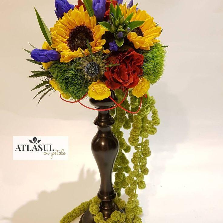 Aranjament floral #botez sau # nunta